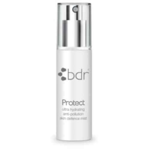 BDR - Spray hidratant antipoluare cu acid hialuronic - Protect ultra hydrating anti pollution skin defence mist 50ml