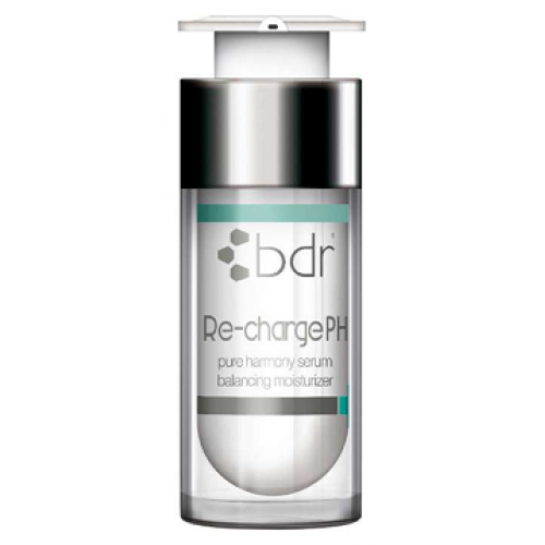 BDR - Ser hidratant regenerator cu acid hialuronic nano si Hidractin - Re-charge N serum 30ml