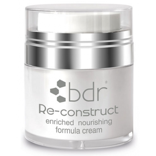 BDR - Crema reparatoare ten uscat sensibil - Re-construct enriched nourishing cream 50ml