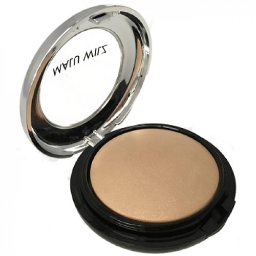 MALU WILZ - Pudra compactă iluminatoare aurie - Gold Affair Luminizing Skin Highlighter 7 gr.
