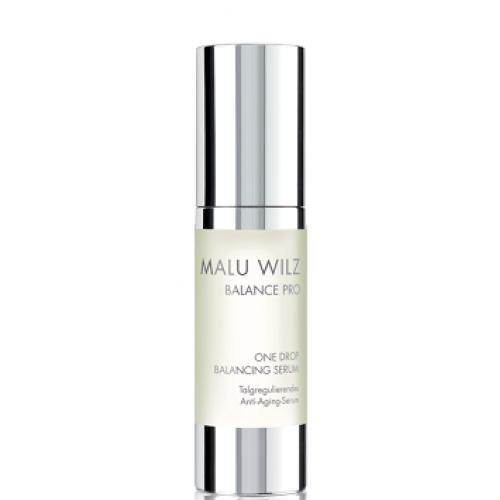 MALU WILZ Balance Pro - Ser echilibrant hidratantă ten gras cu tendinta acneica - One Drop Balancing Serum  30 ml