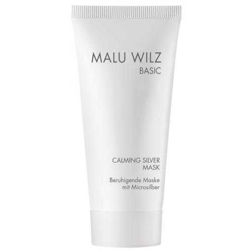 MALU WILZ Balance Pro - Masca echilibranta hidratantă ten gras cu tendinta acneica - Calming Silver Mask 50 ml