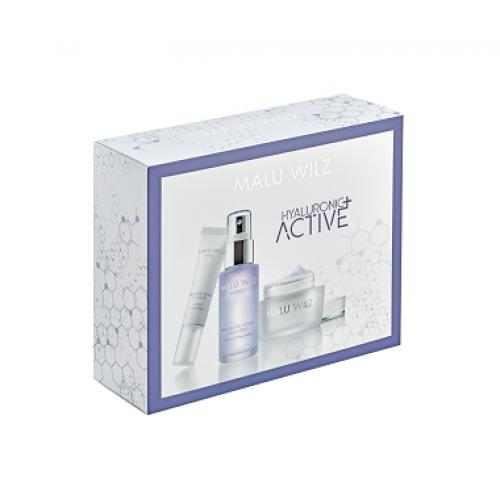 MALU WILZ - Set hidratare intensiva acid hialuronic - Hyaluronic Active Set 50+15ml