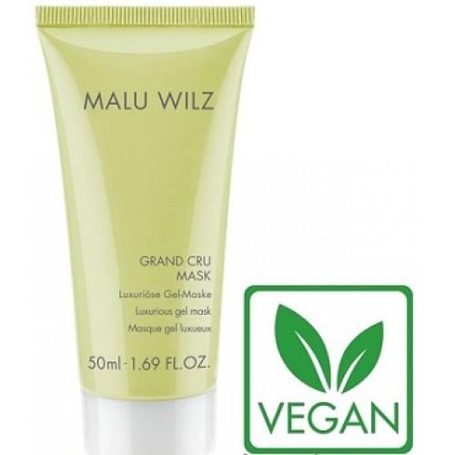 MALU WILZ - Mască gel antirid hidratanta cu sampanie ten uscat - Grand Cru Mask 50 ml