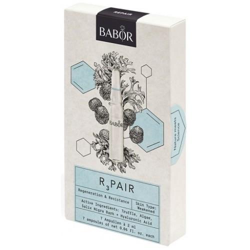 BABOR - Fiole mix regenerare piele epuizata - Beauty rescue 4x2ml + Active Night 3x2ml