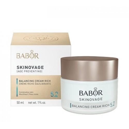 BABOR BALANCING - Crema echilibranta ten mixt matur - Balancing Cream Rich 50ml