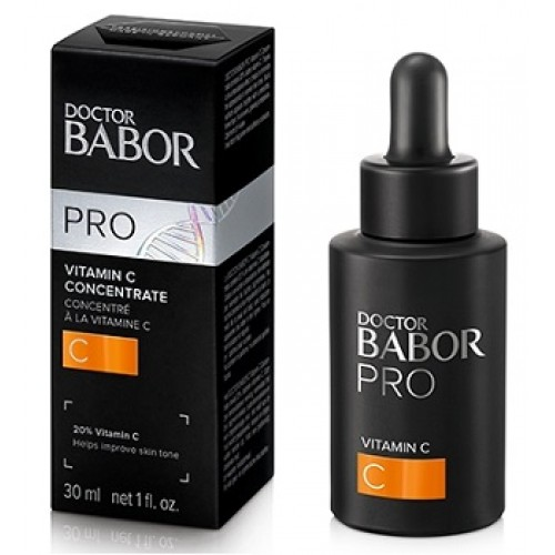 Dr.Babor PRO - Ser de fermitate si luminozitate cu 20% vitamina C - Dr. Babor Vitamin C Concentrate 30ml