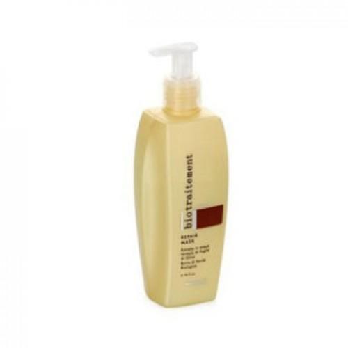 BRELIL Repair - Masca de par degradat cu extract organic de frunze de maslin - Repair Mask 200ml