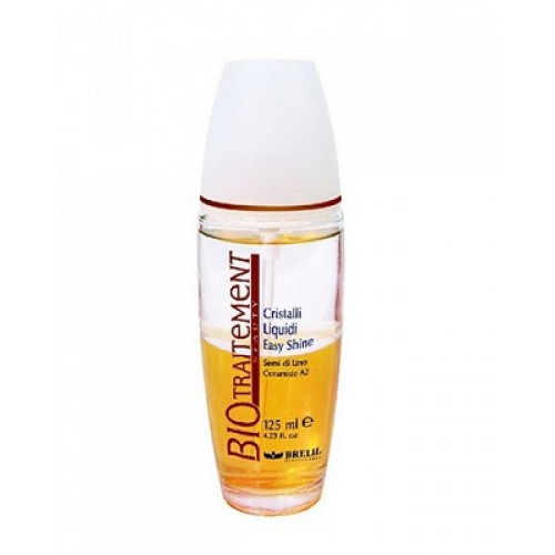 BRELIL Semi di lino - Spray bifazic par uscat din ulei de seminte de in - Cristalli liquidi spray 125ml