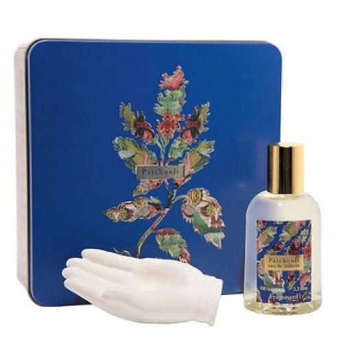 FRAGONARD - Set apa de toaleta Patchouli si suport parfumat - Patchouli Gift set 100ml+1buc