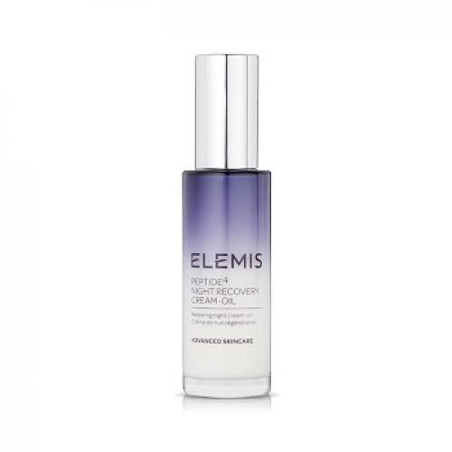 ELEMIS Peptide⁴ - Crema regeneranta de noapte cu peptide - Night Recovery Cream-Oil 30ml