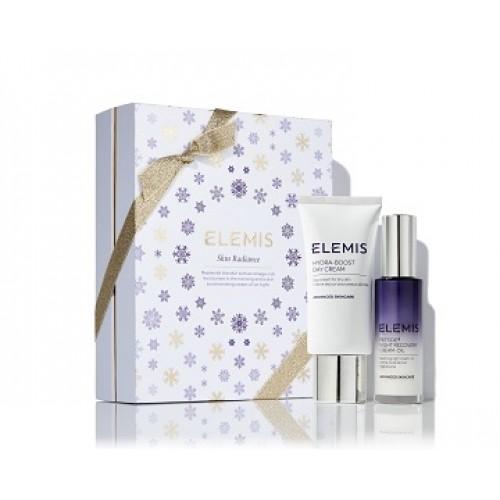 ELEMIS - Set de ingrijire regeneranta de zi si de noapte - Peptide 24/7 Skin Radiance 50+30ml