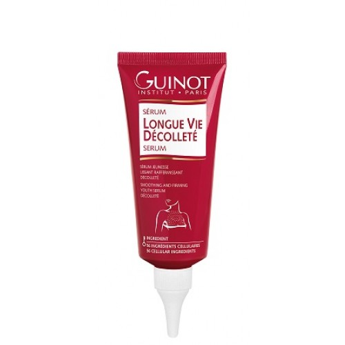 GUINOT Body - Ser intinerire fermitate decolteu - Longue Vie Decollete 50 ml