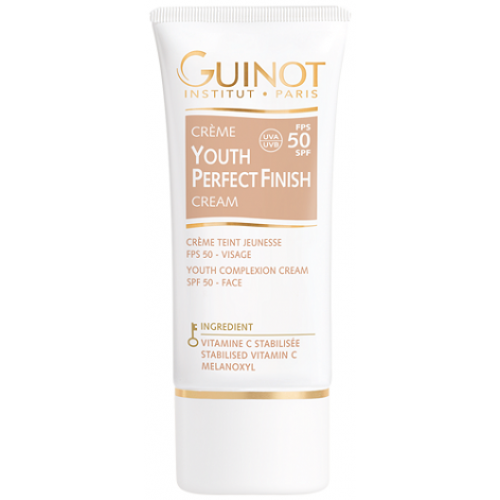 GUINOT Jeunesse - Crema colorata antiage SPF50 - Youth Perfect Finish Cream SPF50 30 ml
