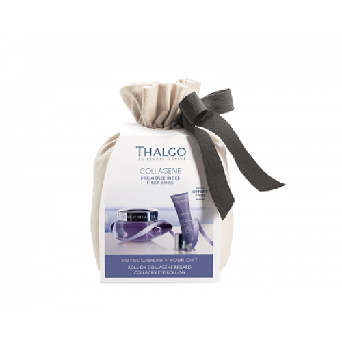 THALGO - Set anti-imbatranire colagen marin - Beauty Kit Collagen 50+15ml