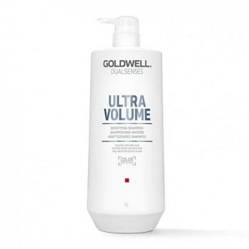GOLDWELL Dualsenses Ultra Volume - Sampon volum par fin - Bodifying Shampoo 1000 ml