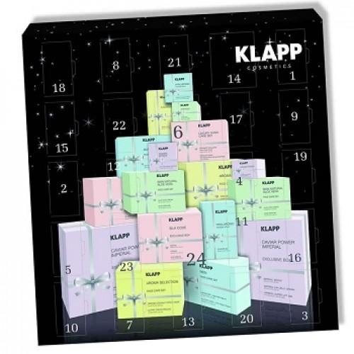 KLAPP - Set cura intensiva fiole - Advent Calendar 24 fiole