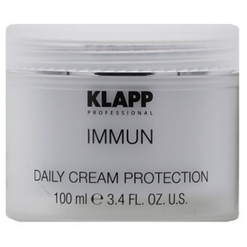 KLAPP IMMUN - Crema usoara de zi ten uscat sensibil - Daily Cream Protection 100ml