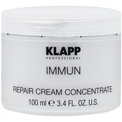 KLAPP IMMUN - Crema nutritiva calmanta reparatoare ten uscat sensibil - Repair Cream Concentrat 100ml