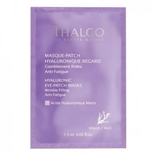 THALGO Hyaluronic - Tratament antirid ochi plasturi - Hyaluronic Eye-Patch Masks ( Grad II) 12x2 buc