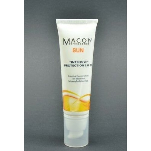 MACON Sun - Crema SPF50+ - Intensive protection Cream SPF50+ 50ml