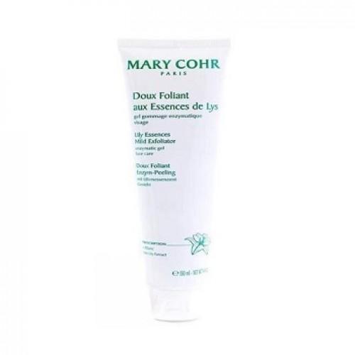 MARY COHR Sensitive - Exfoliant bland cu crin ten sensibil - Doux Foliant Aux Essences de Lys 150ml