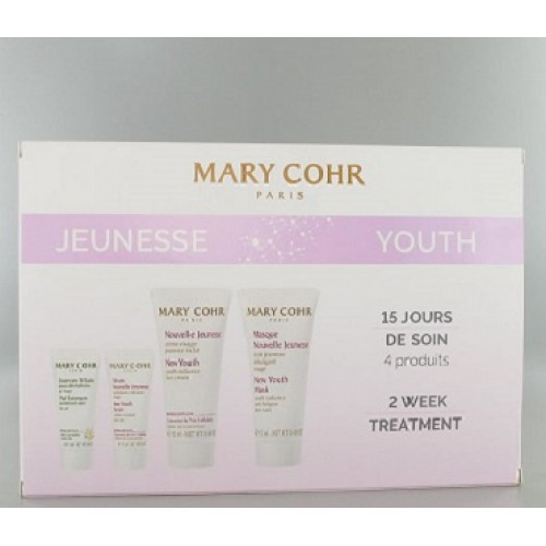 MARY COHR - Set cura intinerire 15 zile - Cure jeunesse 15+15+5+5ml