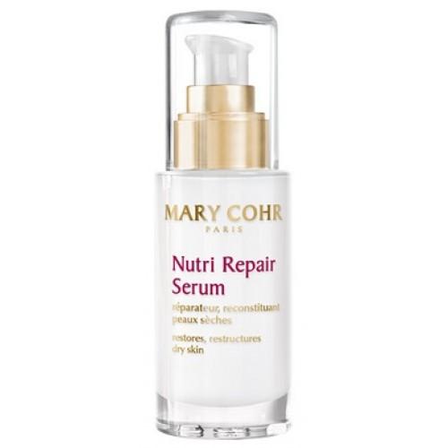 MARY COHR Nutrition - Ser nutritiv restructurant ten uscat - Nutri Repair Serum 30ml