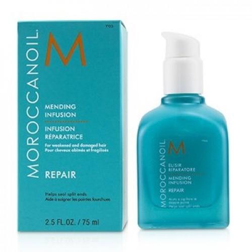 MOROCCANOIL Repair - Lotiune reparatoare varfuri despicate - Mending infusion 75 ml
