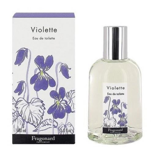 FRAGONARD Violette - Apa de toaleta cu violete 100 ml