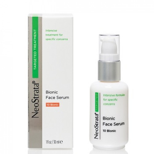 Neostrata Targeted Treatment - Ser ten fotoimbatranit si stresat - Bionic face Serum 30ml