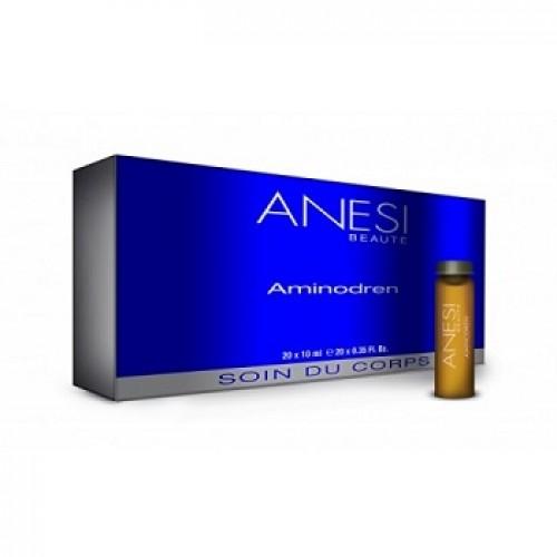ANESI Corp - Fiole celulita moale fermitate drenaj - Aminodren 10x20ml