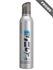 GOLDWELL Volume - Spuma fixare foarte puternica - Top Whip Mousse 300 ml