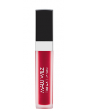 MALU WILZ - Ruj lichid mat maxim rezistent 09 - True Matt Lip Fluid Cherry Red 09 3gr