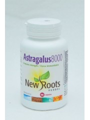 NEW ROOTS - Astragalus 8000 mg - 90 capsule