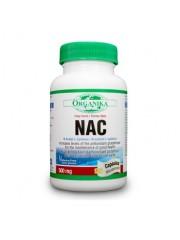 PROVITA - NAC (N-acetil-cisteina) fumatori hepatita elimina metale grele 500 mg/ 90 caps