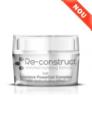 BDR - Crema intensiv regeneranta - Re-construct 50ml