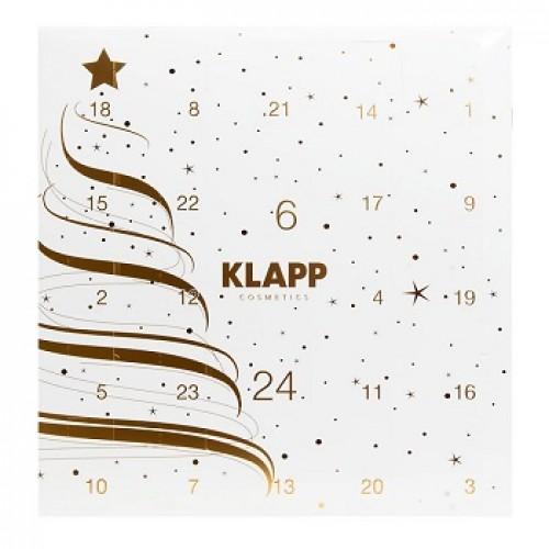KLAPP - Set cura intensiva fiole -30% - Advent Calendar  24 fiole