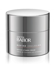 Dr.Babor Refine Cellular - Crema detoxifianta cu vitamine si Retinol - Detoxifying Vitamin Cream 50ml