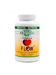 PROVITA - Formula Flow - Curatarea completa a sistemului cardiovascular – 300 comp