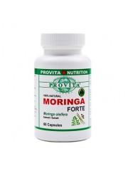 "PROVITA - Moringa forte - ""arborele miraculos""  3000 mg/60 caps"