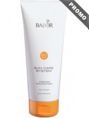 BABOR SUN CARE - Crema fata protectie SPF 20 - Sun Care Medium Protection Sun Cream SPF 20   75ml