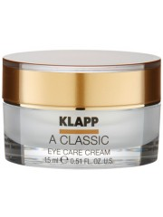 KLAPP A CLASSIC - Crema ochi regeneranta Retinol - Eye Care Cream 15 ml