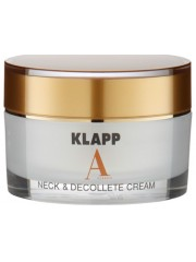 KLAPP A CLASSIC - Crema anti-imbatranire gat decolteu Retinol - Neck & Deccolte Cream 50 ml