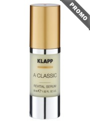 KLAPP A CLASSIC - Ser anti-imbatranire revitalizant Retinol - Revital Serum 30 ml