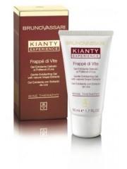 BRUNO VASSARI Kianty Experience - Gel exfoliant struguri - Frappe di Vite 50ml