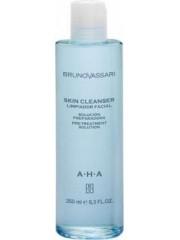 BRUNO VASSARI AHA - Lotiune Acid Glycolic 8% AHA - AHA Skin Cleanser 250ml