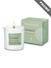 BRUNO VASSARI Senses - Lumanare masaj Iasomie - Massage Candle Jasmine 200ml