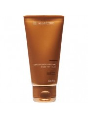 ACADEMIE BRONZÉCRAN - Crema fata colorata inchisa SPF6 - Super Bronzécran Cuivré Visage Faible Protection FPS 6 75 ml