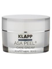 KLAPP ASA PEEL® - Crema regenerare ten gras/acneic - CARE CREAM 30 ml
